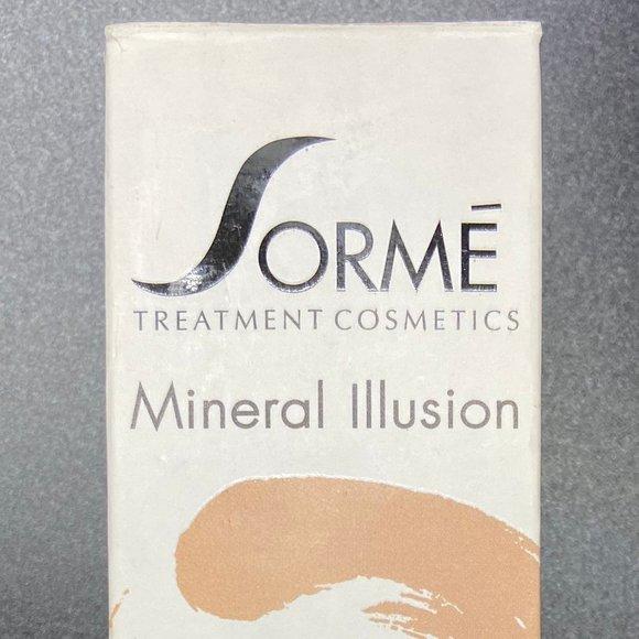 Sorme Cosmetics Vanilla Beige 713 Oil Free